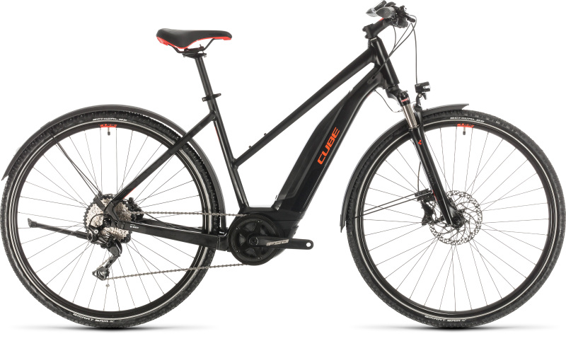 Cube Nature Hybrid EXC 500 Allroad Trapeze (2020)
